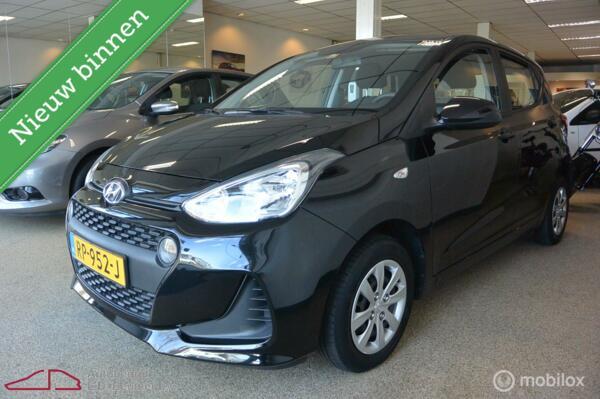 Hyundai i10 1.0i 5 drs Comfort *1e EIG, NL, CRUISE, RIJKLAARPRIJS!*