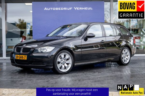 BMW 3-serie Touring 318i Executive Navi Clima Cruise Dealeronderhoud Boekjes Nap