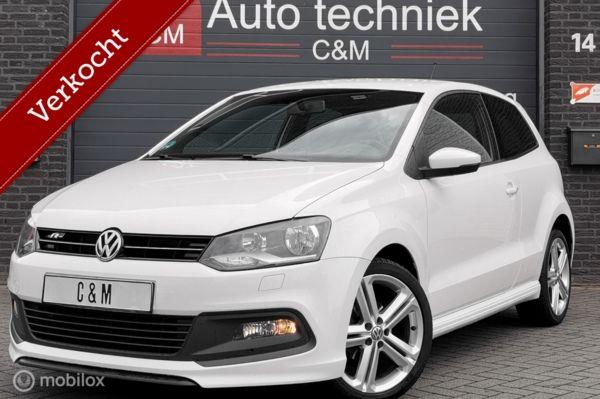 Volkswagen Polo 1.2 TSI R-Line/PDC/Malory/airco/2xR-line/vol