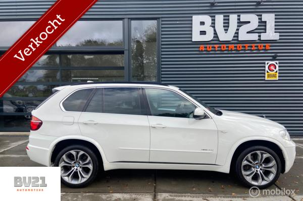BMW X5 xDrive40d High Exe. M-Sports (Full options!)
