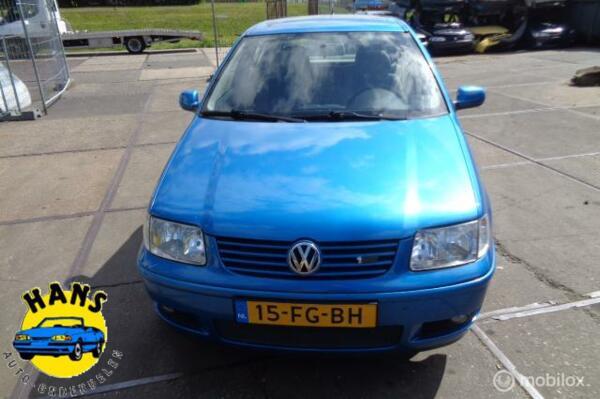 Volkswagen Polo 1.4-16V 6N2 Comfortline 1999 - 2001