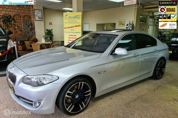 BMW 5-serie 520d High Executive Vol Options