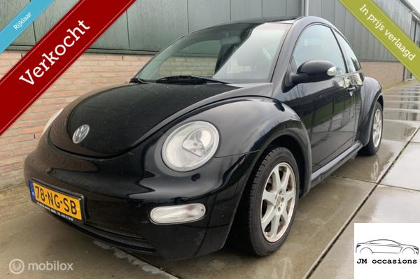 Volkswagen New Beetle 1.4 Airco N.A.P.