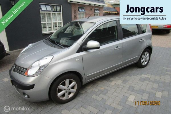 Nissan Note 1.4 Acenta CLIMATE 115.000KM