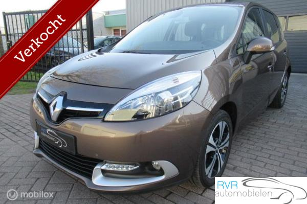 Renault Scenic 1.2 TCe Limited/CLIMA/NAVI/CRUISE/18000KM