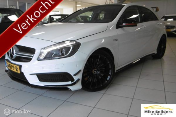 Mercedes-Benz A-klasse - 45 AMG 4MATIC Edition 1