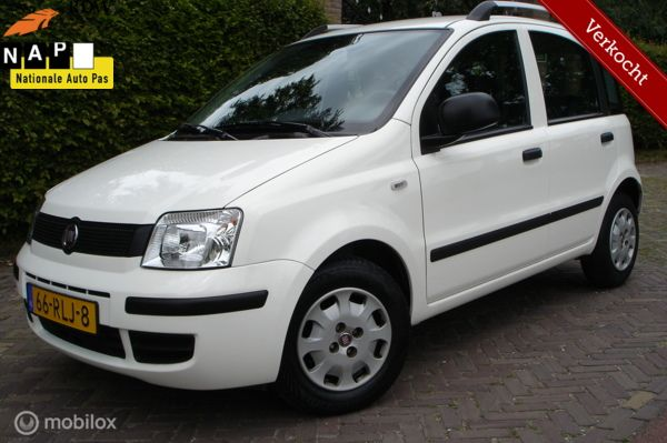 Fiat Panda 1.2 Celebration (Bj 2011) Verkocht!