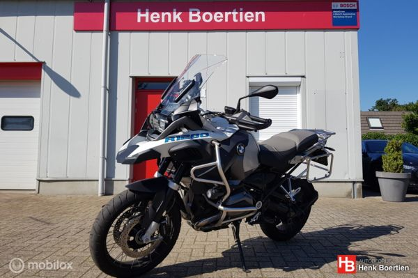 BMW All-Road R 1200 GS Adventure