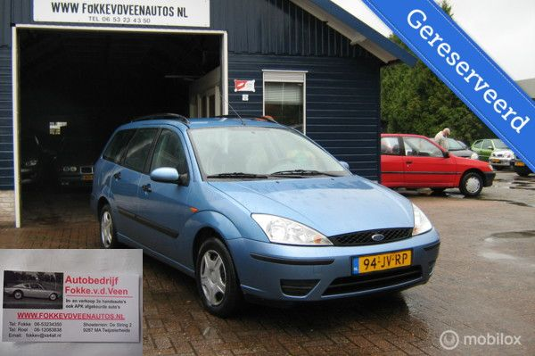 Ford Focus Wagon 1.6-16V Collection