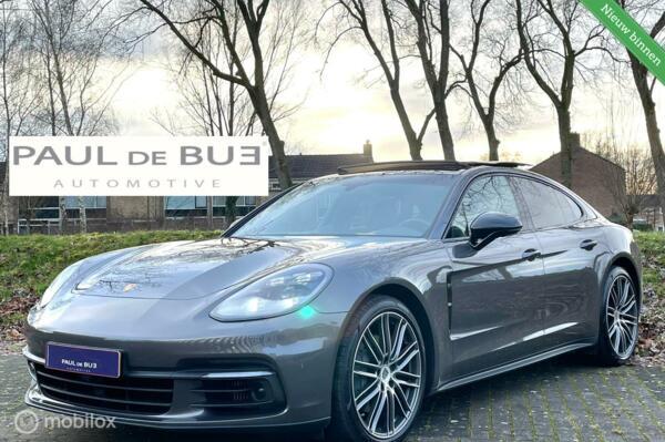 Porsche Panamera 4.0 4S EU6 Full Options Nachtzicht Standkachel