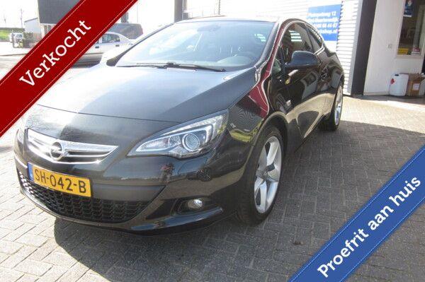 Opel Astra GTC 1.4 Turbo 140pk/Sport/Airco/19'Lm/Xenon/Navi/PDC