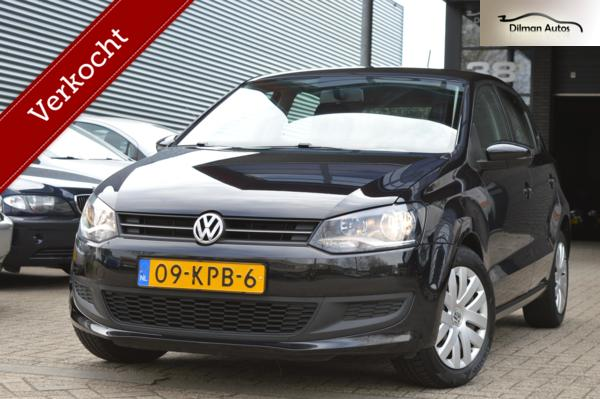 Volkswagen Polo 1.4-16V Comfortline|Airco|5drs|NL Auto|Nwst!