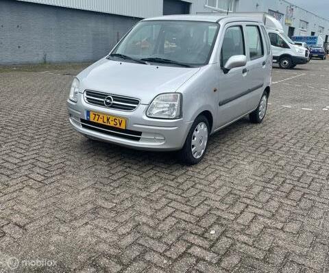 Opel Agila 1.2-16V Comfort 115000km !!!
