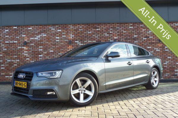 Audi A5 Sportback 2.0 TDI S-Line|Automaat|Navi|Xenon|Bluetooth