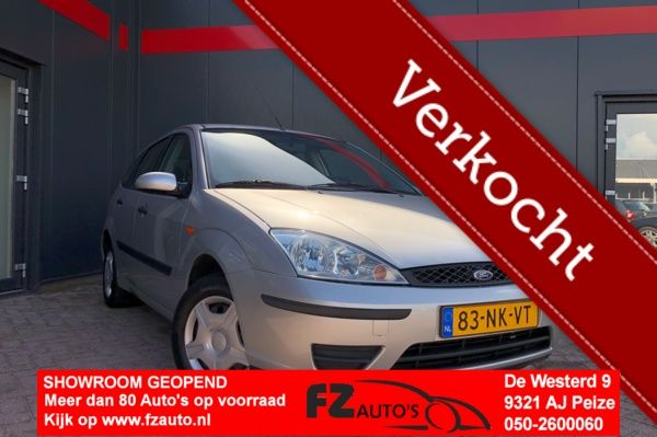 Ford Focus 1.6-16V Collection | 5 DRS | Metallic |