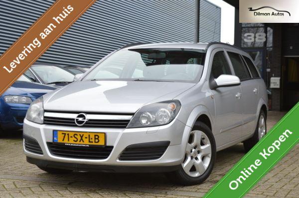 Opel Astra Wagon 1.6 Edition Airco Trekhaak Nieuwe Koppeling 