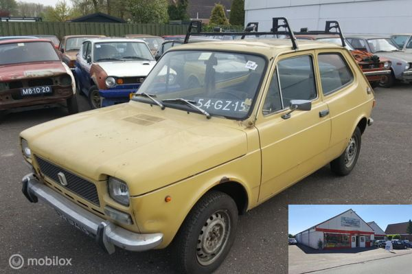 Fiat 127 Lusso