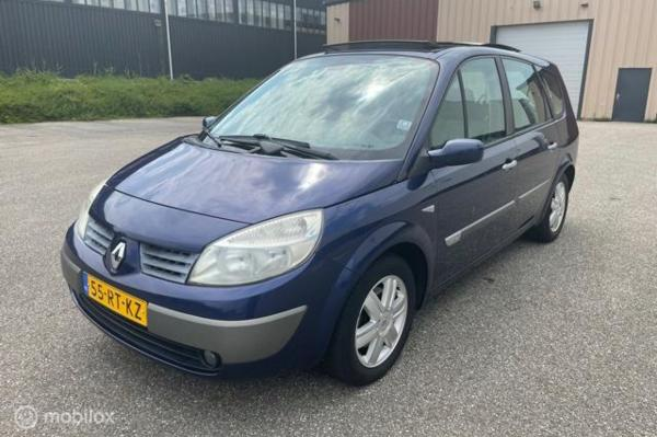 Renault Grand Scenic 1.6-16V Dynamique Luxe