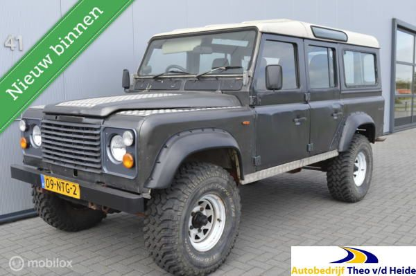 Land Rover Defender  3.5 110