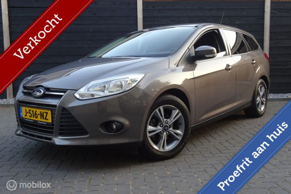 Ford Focus Wagon 1.6 TI-VCT Edition AUTOMAAT / LM / Airco