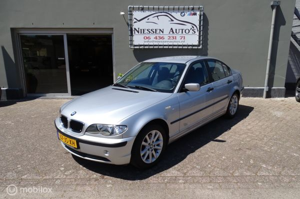 BMW 3-serie e46 316i Executive Airco/Nwe distributieketting