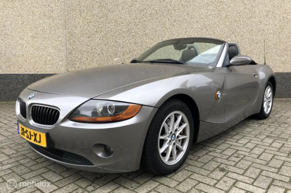 BMW Z4 Roadster 2.5i S Automaat Cabriolet NL Auto Leder Airco