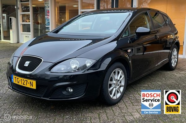 Seat Leon 1.4 TSI Sport, Climat, Cruise, Lm..
