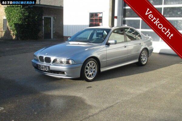 BMW 5-serie 525i Lifestyle Edition
