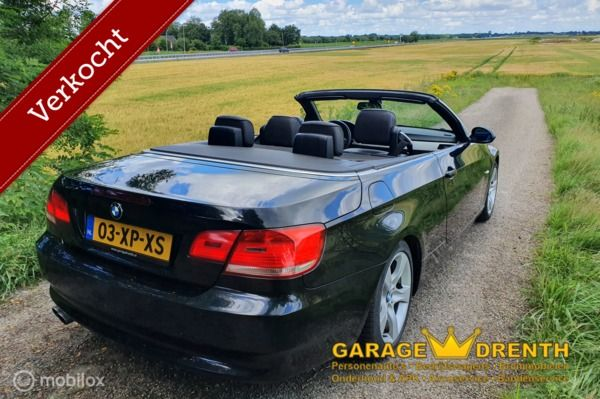 BMW 3-serie Cabrio 325i High Executive