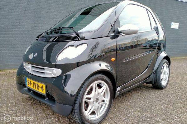 Smart fortwo coupé 0.8 CDI Pure