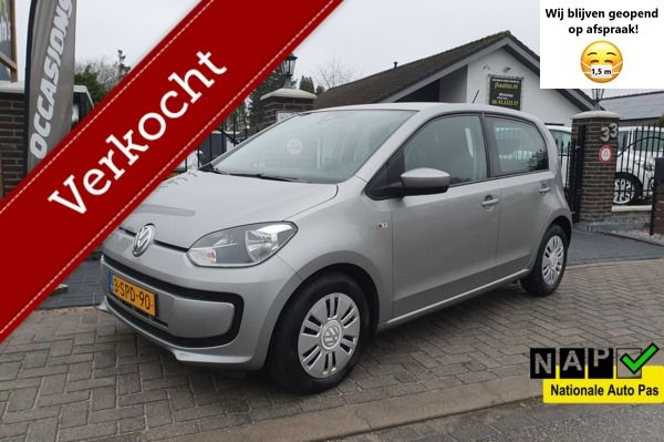 Volkswagen Up! 1.0 move up! BlueMotion 5-drs/Airco/Navigatie