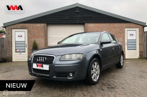 Audi A3 Sportback 2.0 TDI Ambition Business Edition | Leer