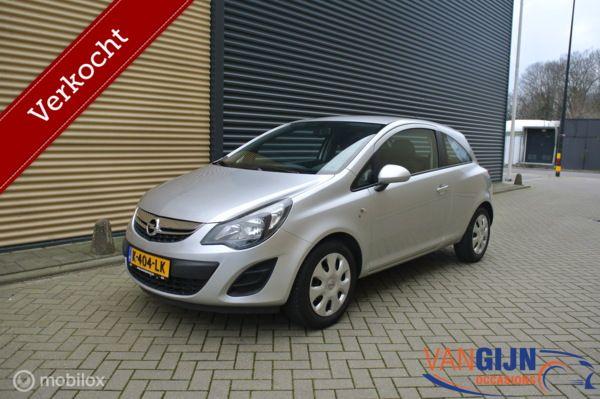 Opel Corsa 1.2-16V Design Edition automaat