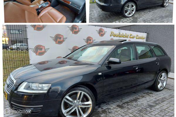 Audi A6 Avant - 2.8 FSI 19INCH,LEER,SCHUIFDAK!!