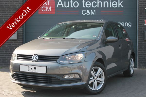 Volkswagen Polo 1.0 Comfortline/cruise/pdc/climatronic/vol