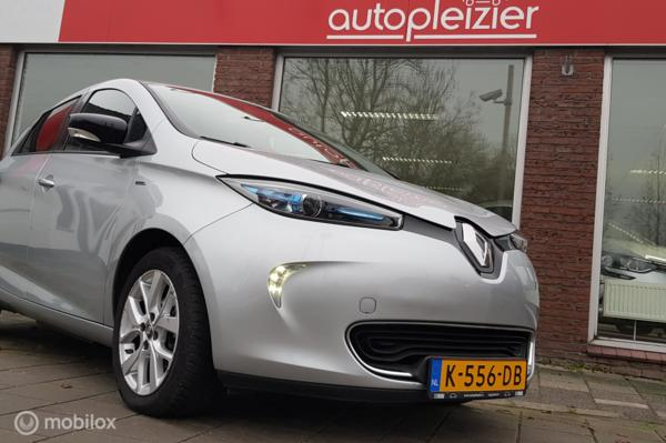 Renault Zoe R110 Limited 41 kWh
