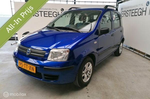 Fiat Panda 1.2 Dynamic, Airco, Trekhaak
