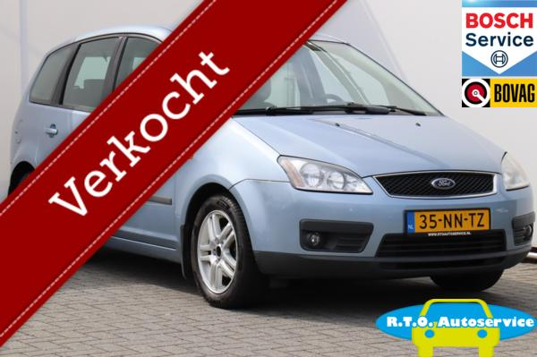 Ford Focus C-Max 1.8-16V First Edition INRUIL KOOPJE !