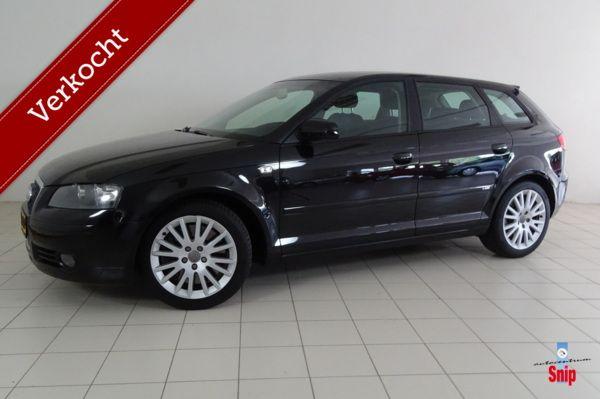 Audi A3 Sportback 3.2 quattro Ambition S-Line