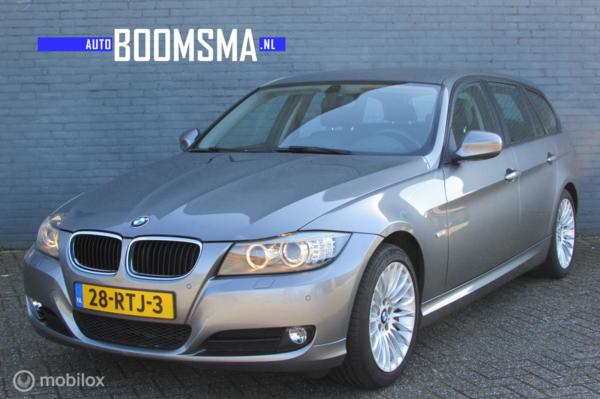 BMW 3-serie Touring 318i Executive Clima Cruise Navi Trekhaak