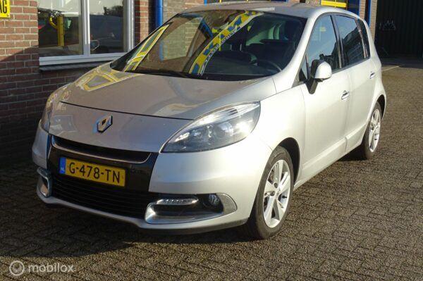 Renault Scenic 2.0 CVT Dynamique Automaat