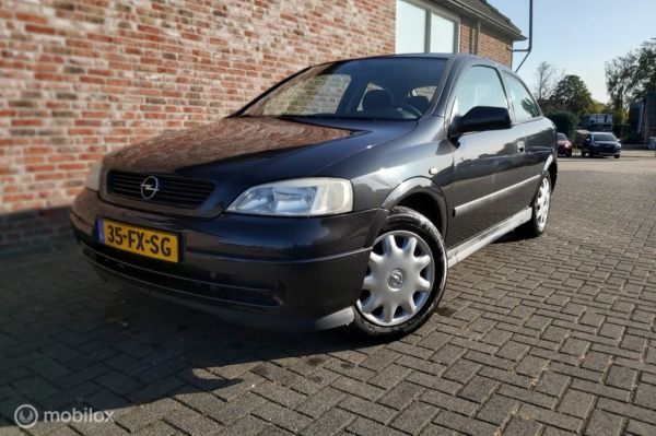 Opel Astra 1.6 Pearl