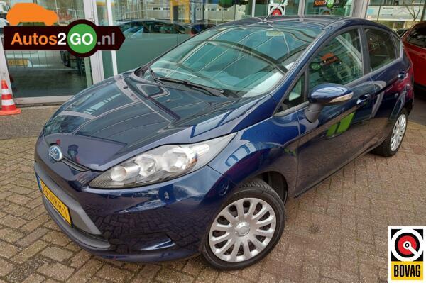 Ford Fiesta 1.25 Limited, 5deurs, airco