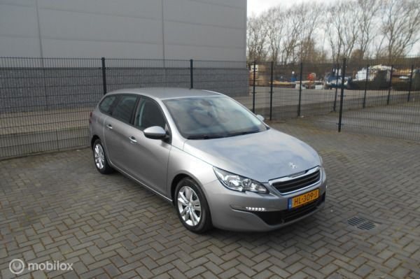 Peugeot 308 SW 1.6 BlueHDI Blue Lease Pack