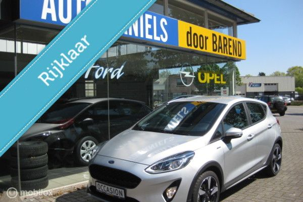 Ford Fiesta - 1.0 EcoBoost Active