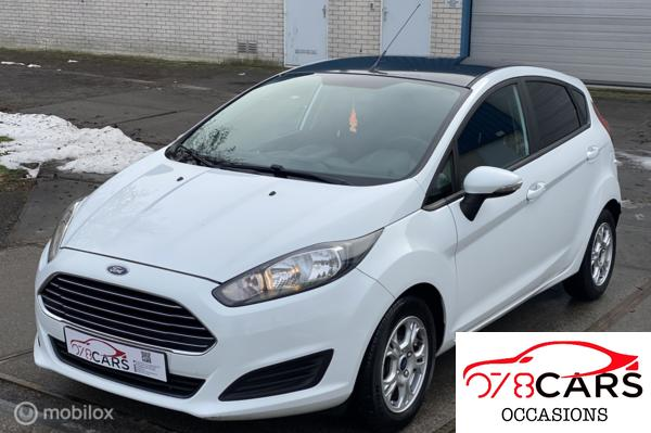Ford Fiesta 1.6 TDCi Lease Style