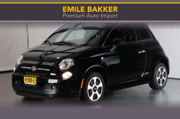 Fiat 500 - E SPORT EXCL. BTW INCL. KORTING 2000, -