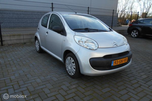 Citroen C1 1.0-12V Séduction 5 DEURS