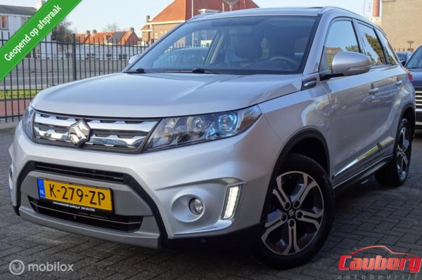 Suzuki Vitara 1.6 High Executive Trekhaak / Panoramadak / Cruise control adaptief !!!