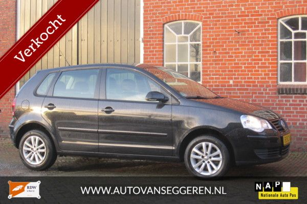 Volkswagen Polo 1.4-16V Optive /automaat/5drs/incl garantie